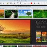 تصوير شاشة الكمبيوتر بدون برامج باستخدام اضافة Nimbus screenshot