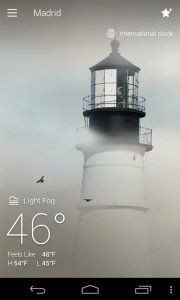 GO Weather Forecast APK
