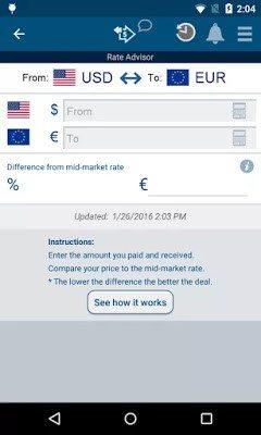 تحميل برنامج تحويل العملات مجانا