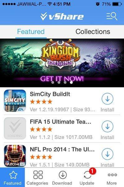 تحميل تطبيقات وألعاب ايفون وايباد