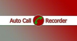 تحميل برنامج تسجيل المكالمات call recorder