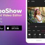 تحميل برنامج Video Show  لتعديل الفيديو تطبيق VideoShow 2018