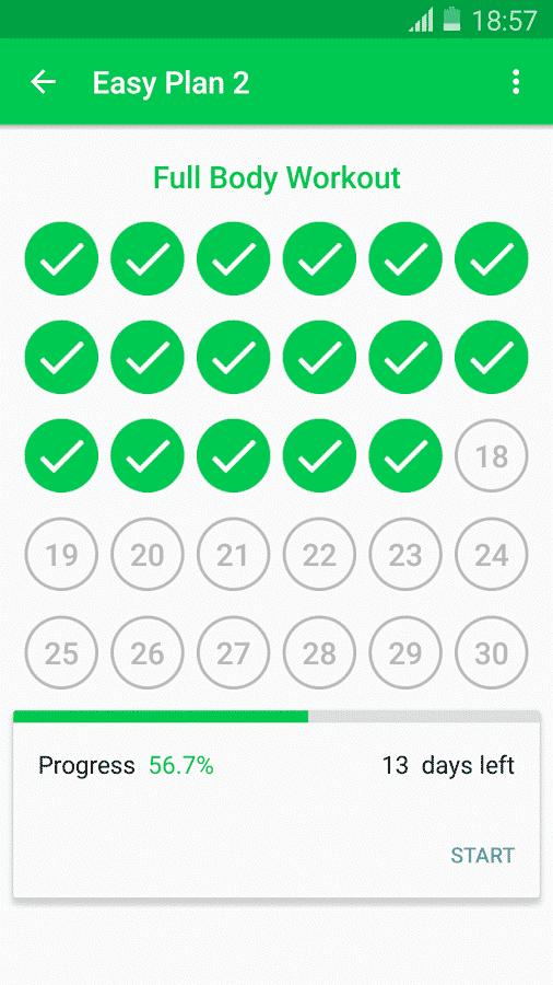خطة تخسيس الوزن لمدة 30 يوم