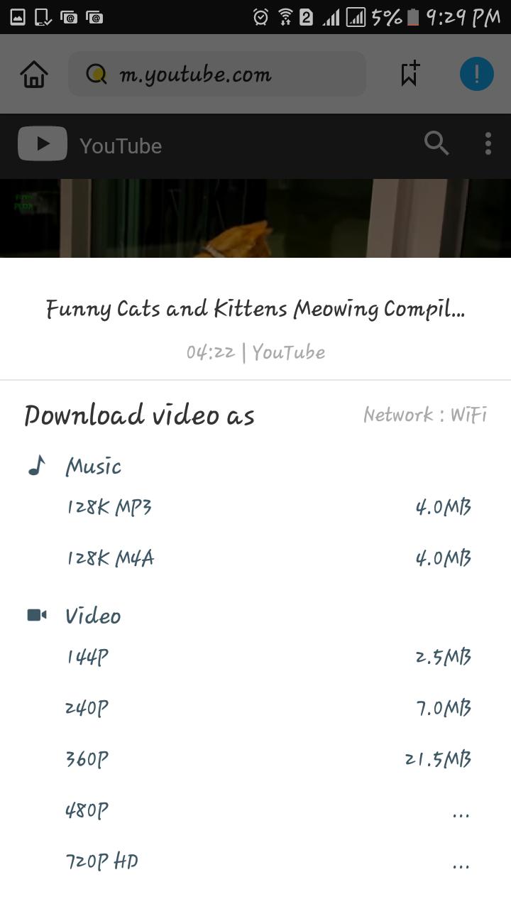 تحميل مقاطع يوتيوب download youtube