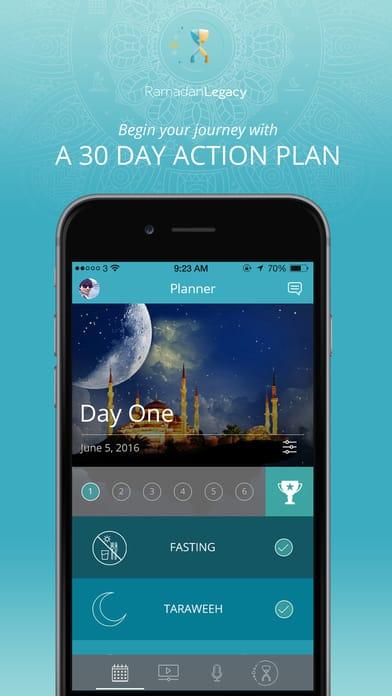 تحميل تطبيق رمضان لتنظيم الوقت
