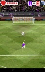 تنزيل لعبة كرة القدم score hero