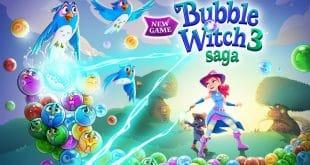 تنزيل تنزيلBubble Witch 3 Saga لعبة فقاعة الساحر