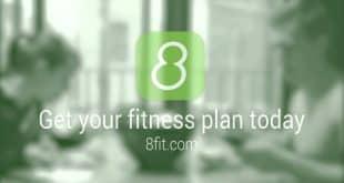 تنزيل برنامج 8fit لتنظيم الحياة الصحية و اللياقة البدنية