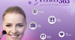 تحميل برنامج تصفية الوجه و تنظيف الصور perfect365
