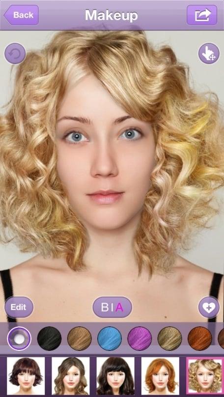 تحميل برنامج تصفية الوجه perfect365