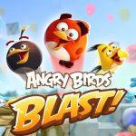 تحميل لعبة انجري بيرد بلاست Angry Birds Blast للايفون والاندرويد