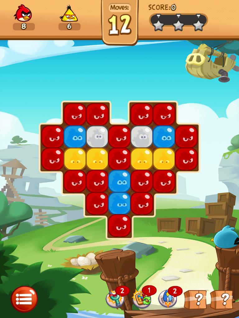 تحميل لعبة Angry Birds Blast