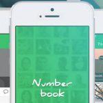 تحميل برنامج نمبر بوك الجديد Number Book للايفون