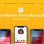 هدايا وخصومات من iMyFone بمناسبة إطلاق iOS 12