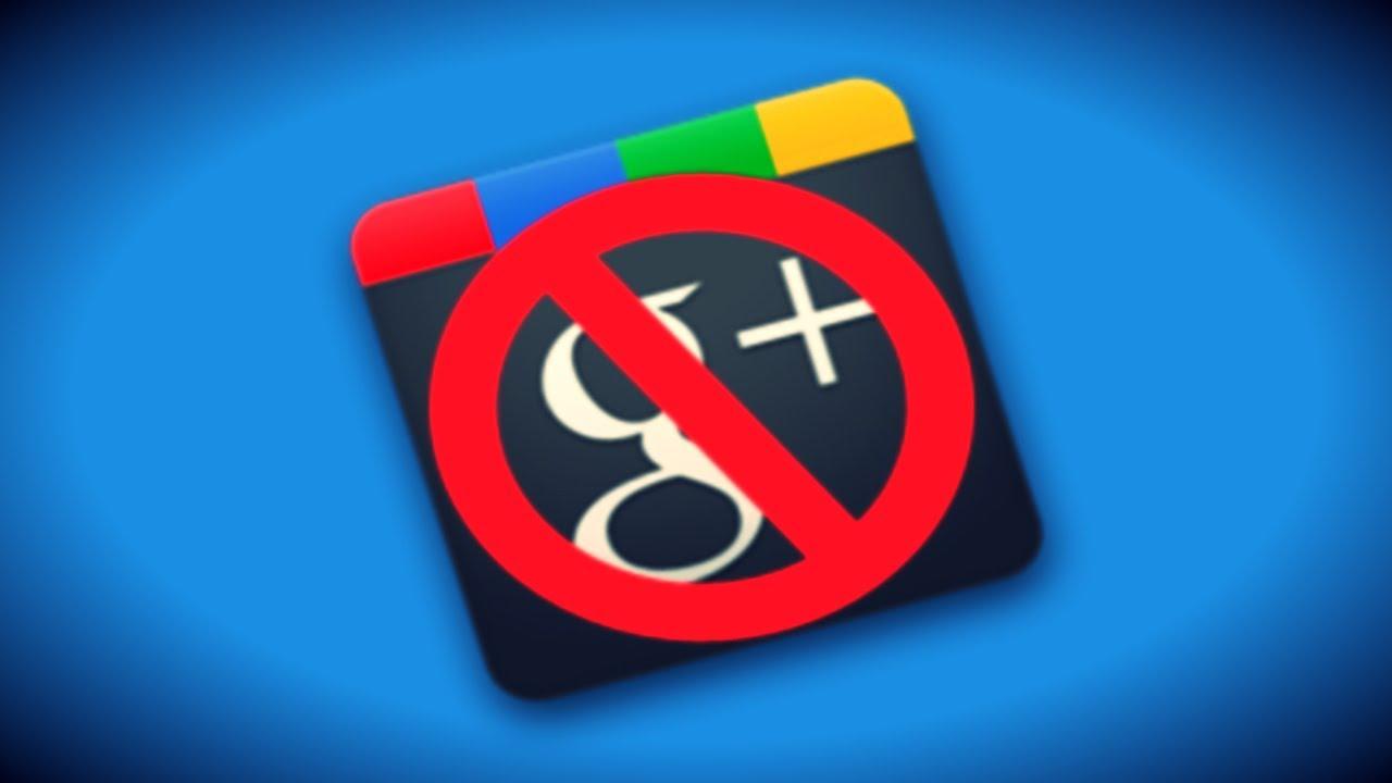 Google Plus , جوجل بلس , حذف حساب جوجل بلس