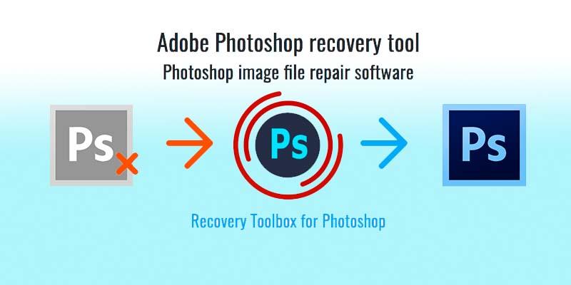 Adobe PSD Repair Tool