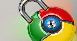 جوجل كروم , قفل جوجل كروم