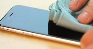 تنظيف الهاتف من انتشار الجراثيم