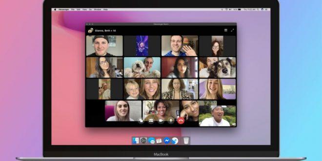 تنزيل تطبيق فيس بوك ماسنجر رومز Messenger Rooms